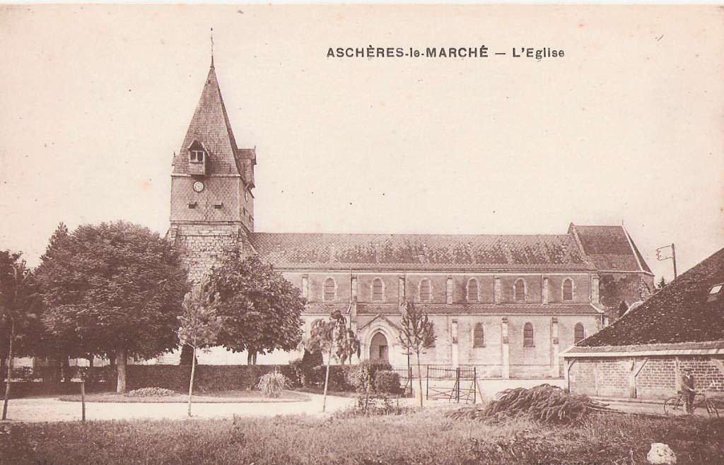 Aschères-Eglise#1